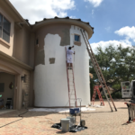 Exterior Painting by JC Painting and Drywall, Austin, TX