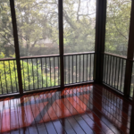 Deck Painting by JC Painting and Drywall, Austin TX